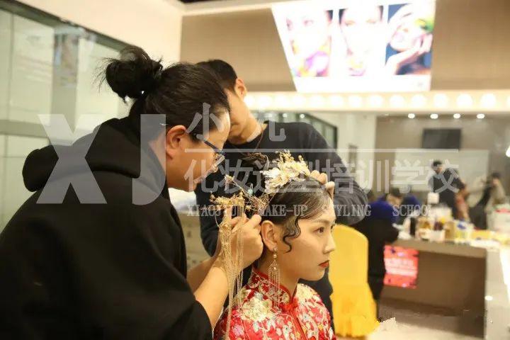 郑州化妆学校